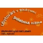 Ubytování Lysá nad Labem – logo společnosti