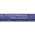 Milan Novotný – logo společnosti