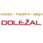 Pavel Doležal - voda, topení, plyn – logo společnosti