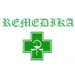 Lékárna Remedika – logo společnosti
