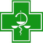 Chocholoušová Jaroslava RNDr.- Lékárna U Černého orla – logo společnosti