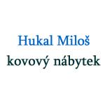 Hukal Miloš- kovový nábytek – logo společnosti