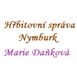 Hřbitovní správa Nymburk - Daňková Marie – logo společnosti