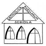 Dvouletá katolická střední škola a mateřská škola – logo společnosti