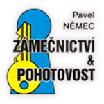 Pavel Němec - Zámečnictví – logo společnosti