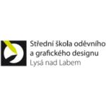 Střední škola oděvního a grafického designu – logo společnosti