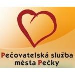 Pečovatelská služba města Pečky – logo společnosti