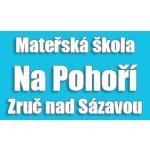 Mateřská škola Na Pohoří Zruč nad Sázavou – logo společnosti