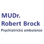 Robert Brock, MUDr. (pobočka Český Brod) – logo společnosti