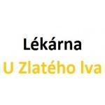 Lékárna U Zlatého lva – logo společnosti
