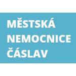 Městská nemocnice Čáslav – logo společnosti