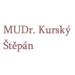 MUDr. Kurský Štěpán- praktický lékař – logo společnosti