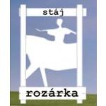 Stáj Rozárka, o.s. – logo společnosti