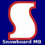 Hušák Miroslav - Snowboard MB – logo společnosti