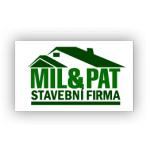 Mil & Pat s.r.o. – logo společnosti