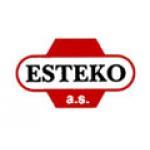 ESTEKO, a.s.-stanice technické kontroly Hodonín – logo společnosti