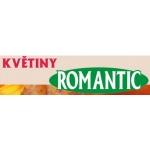 Květiny ROMANTIC – logo společnosti