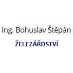 Štěpán Bohuslav, Ing. - Železářství, elektro, domácí potřeby – logo společnosti