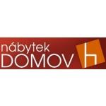 Nábytek DOMOV – logo společnosti