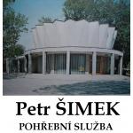Petr Šimek - pohřební služba – logo společnosti