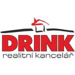 DRINK - realitní kancelář – logo společnosti