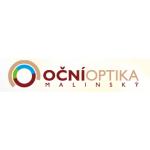 Malinský Jiří - Oční optika – logo společnosti