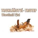 Vlastimil Týsl - TRUHLÁŘSTVÍ TRUTEP – logo společnosti