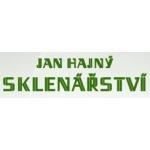 Hajný Jan - SKLENÁŘSTVÍ – logo společnosti
