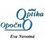 Novotná Eva - oční optika – logo společnosti
