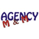 M + M AGENCY – logo společnosti