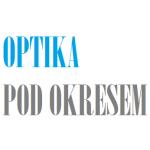 OPTIKA POD OKRESEM – logo společnosti