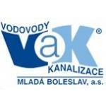Vodovody a kanalizace Mladá Boleslav, a.s. – logo společnosti