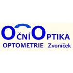 Zvoníček Leoš - oční optika – logo společnosti