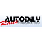 Autodíly a Autopůjčovna Rauš – logo společnosti