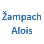 Žampach Alois- náhradní díly – logo společnosti