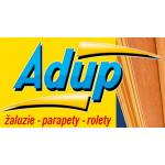 Kroupa Milan - Adup – logo společnosti