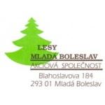 Lesy Mladá Boleslav, a.s. – logo společnosti