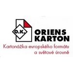 O.K. Oriens Karton s.r.o. – logo společnosti