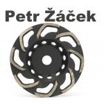 Žáček Petr - brusné nástroje – logo společnosti