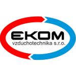 EKOM - VZDUCHOTECHNIKA, s.r.o. (provozovna) – logo společnosti