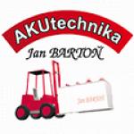 Jan Bartoň - AKU technika – logo společnosti