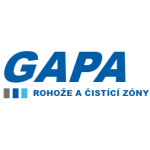 GAPA MB, s.r.o.- rohože a čistící zóny – logo společnosti