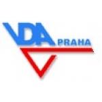 VDA - PRAHA - Výrobní družstvo autoprůmyslu (pobočka Mladá Boleslav) – logo společnosti