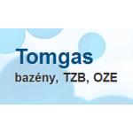 TOMGAS s.r.o. - bazény – logo společnosti