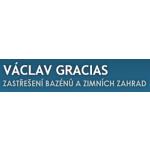 Václav Gracias - Zastřešení bazénů a zimních zahrad – logo společnosti