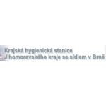 Krajská hygienická stanice Jihomoravského kraje se sídlem v Brně - (pobočka Brno-Ponava) – logo společnosti