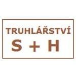 Horák Zdeněk - Truhlářství S + H – logo společnosti