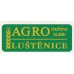 AGRO, družstvo služeb Luštěnice – logo společnosti