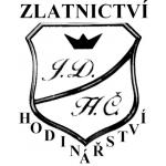 Jan Dubský - hodinářství a zlatnictví – logo společnosti