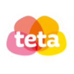 TETA DROGERIE – logo společnosti